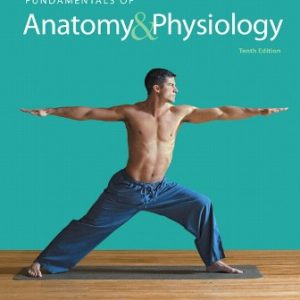 Test Bank for Fundamentals of Anatomy & Physiology