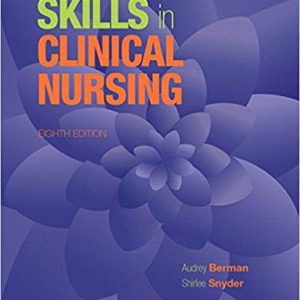 Test Bank for Skills in Clinical Nursing