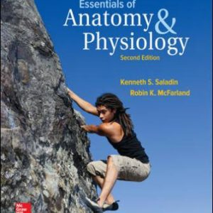Solution Manual for Essentials of Anatomy & Physiology 2nd Edition Saladin,