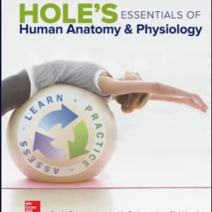 Test Bank for Hole's Essentials of Human Anatomy & Physiology 13th Edition Shier