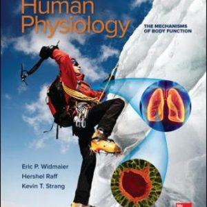 Solution Manual for Vander's Human Physiology 15th Edition Widmaier