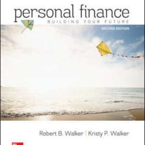 Solution Manual for Personal Finance 2nd Edition Walker