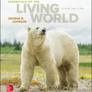 Test Bank for Essentials of The Living World 5th Edition Johnson