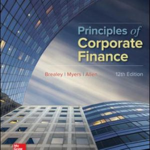 Solution Manual for Principles of Corporate Finance 12th Edition Brealey