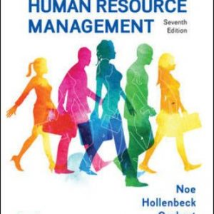 Solution Manual for Fundamentals of Human Resource Management 7th Edition Noe
