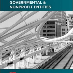 Test Bank for Accounting for Governmental & Nonprofit Entities 18th Edition Reck