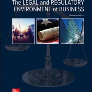 Solution Manual for The Legal and Regulatory Environment of Business 18th Edition Pagnattaro