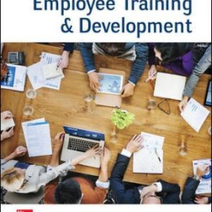 Solution Manual for Employee Training & Development 8th Edition Noe