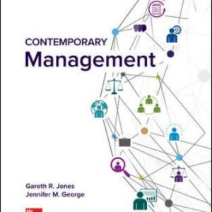 Test Bank for Contemporary Management 11th Edition Jones
