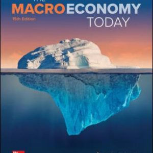 Test Bank for The Macro Economy Today 15th Edition Schiller