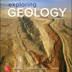 Test Bank for Exploring Geology 5th Edition Reynolds
