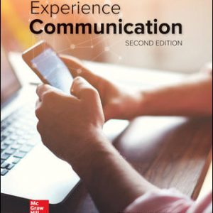 Test Bank for Experience Communication 2nd Edition Child