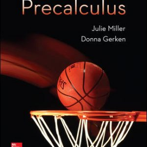 Test Bank for Precalculus 1st Edition Miller