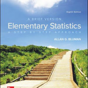 Test Bank for Elementary Statistics: A Brief Version 8th Edition Bluman