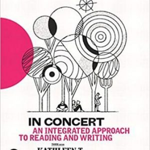 Test Bank for In Concert An Integrated Approach to Reading and Writing 3rd Edition McWhorter