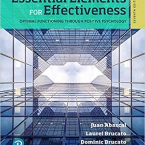 Test Bank for Essential Elements for Effectiveness for Miami Dade College 7th Edition Abascal