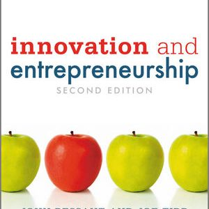 Test Bank for Innovation and Entrepreneurship 2nd Edition Bessant