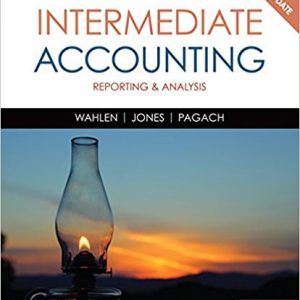 Test Bank for Intermediate Accounting: Reporting and Analysis