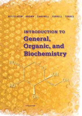 Test Bank For Introduction To General Organic And Biochemistry 11th Edition Bettelheim