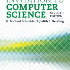 Test Bank for Invitation to Computer Science 7th Edition Schneider