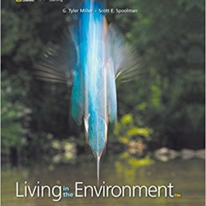 Test Bank for Living in the Environment 9th Edition Miller