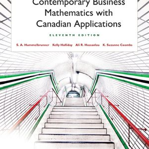 Solution Manual for Contemporary Business Mathematics with Canadian Applications 11 Edition brunner