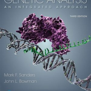 Solution Manual for Genetic Analysis: An Integrated Approach 3rd Edition Sanders
