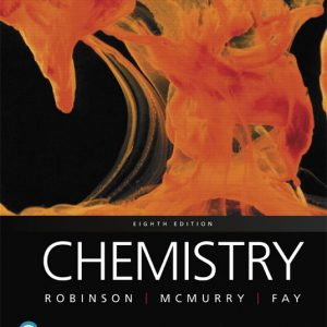 Solution Manual for Chemistry 8th Edition Robinson