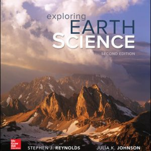 Solution Manual for Exploring Earth Science 2nd Edition Reynolds