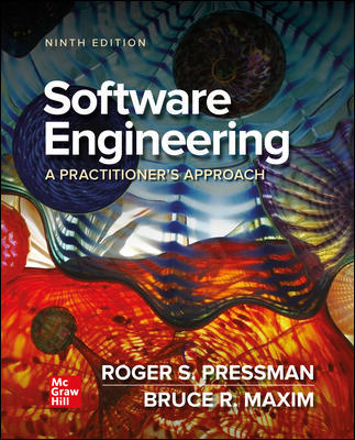 Solution Manual for Software Engineering 9th Edition Pressman