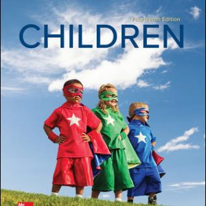 Solution Manual For Children 14th Edition Santrock