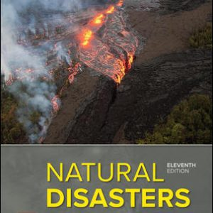 Solution Manual For Natural Disasters 11th Edition Leon Abbott