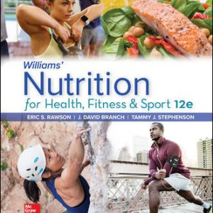Test Bank for Williams' Nutrition for Health