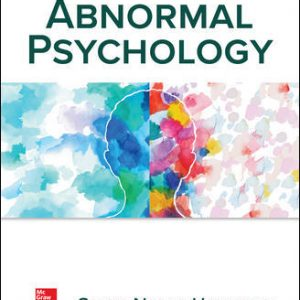 Solution Manual for Abnormal Psychology 8th Edition Hoeksema