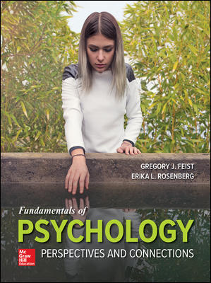Solution Manual for Fundamentals of Psychology: Perspectives and Connections 1st Edition Feist