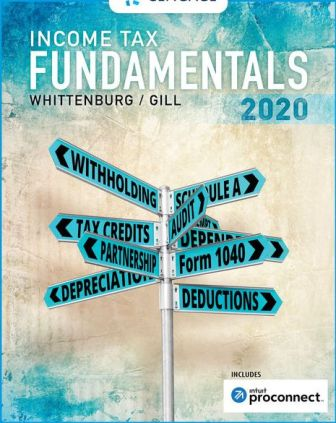 Solution Manual for Income Tax Fundamentals 38th Edition by Whittenburg