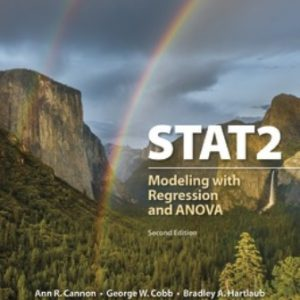 Solution Manual for STAT2 2nd Edition Cannon