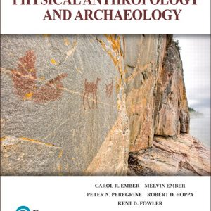 Solution Manual for Physical Anthropology and Archaeology 4th Canadian Edition Ember