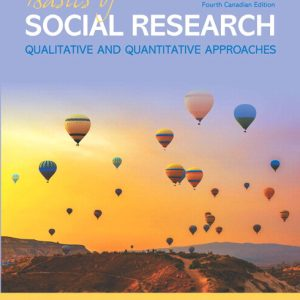 Solution Manual for Basics of Social Research 4th Canadian Edition Neuman