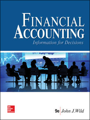 Solution Manual for Financial Accounting: Information for Decisions 9th Edition Wild