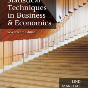 Solution Manual for Statistical Techniques in Business and Economics 17th Edition Lind