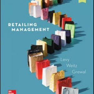 Test Bank for Retailing Management 10th Edition Levy