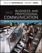 Test Bank for Business and Professional Communication KEYS for Workplace Excellence 4th Edition Quintanilla