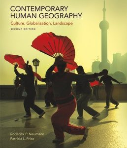 Test Bank for Contemporary Human Geography Culture