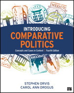 Test Bank for Introducing Comparative Politics Concepts and Cases in Context 4th Edition Orvis