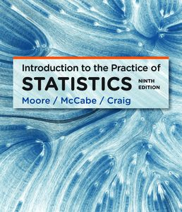 Test Bank for Introduction to the Practice of Statistics 9th Edition S. Moore