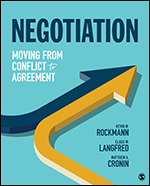 Test Bank for Negotiation Moving from Conflict to Agreement 1st Edition Rockmann