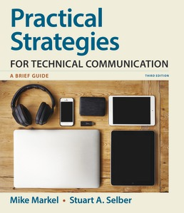 Test Bank for Practical Strategies for Technical Communication A Brief Guide 3rd Edition Markel