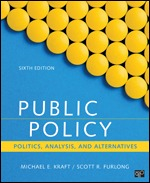 Test Bank for Public Policy Politics Analysis and Alternatives 6th Edition Kraft