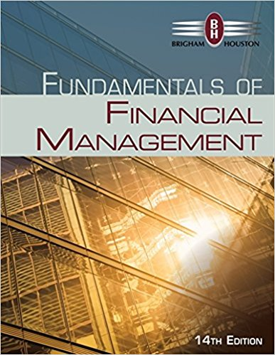 Test Bank for Fundamentals of Financial Management 14th Edition Brigham